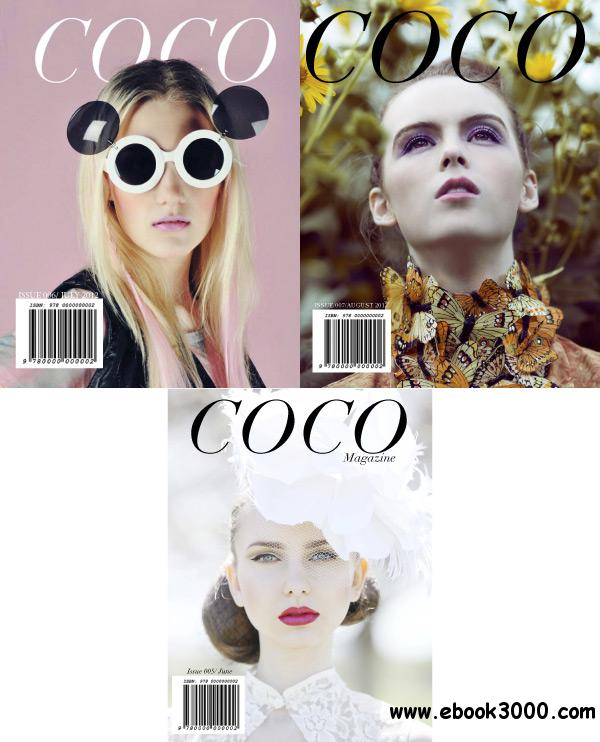 Coco Magazine - June/July/August 2012 free download
