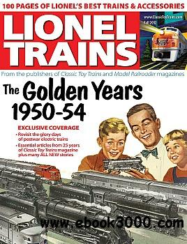 Classic Toy Trains Special Issue - Lionel Trains (2012) free download