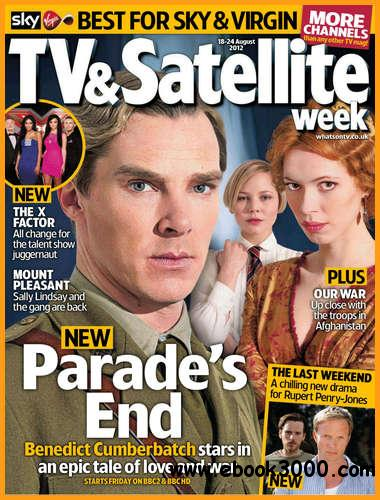 TV and Satellite Week  18-24 August 2012 free download
