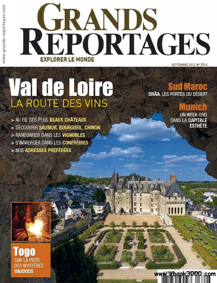 Grands Reportages 372 - Septembre 2012 free download