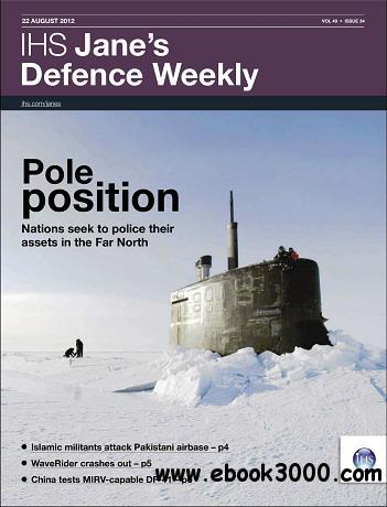 Jane's Defence Weekly Magazine August 22, 2012 free download