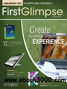 First Glimpse - September 2012 free download