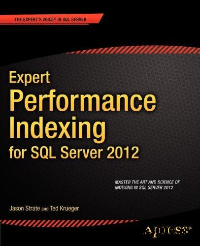 Expert Performance Indexing for SQL Server 2012 free download