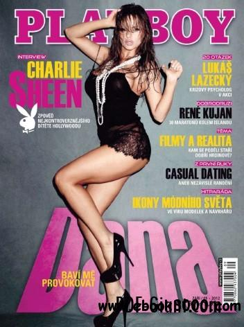 Playboy Czech - September 2012 free download