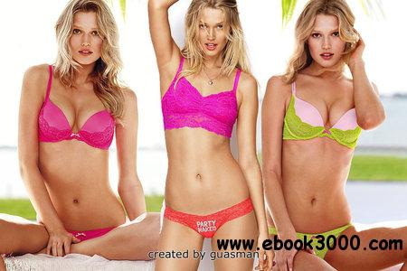 Toni Garrn- Victoria's Secret Photoshoots free download