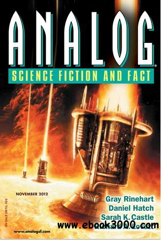 Analog Science Fiction & Fact Magazine November 2012 free download