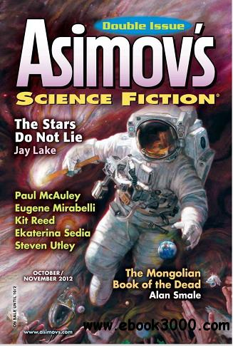 Asimov's Science Fiction Magazine October/November 2012 free download