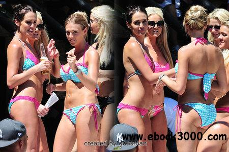 Danielle Lloyd & Friends - Poolside in Marbella August 25 2012 free download