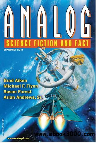 Analog Science Fiction & Fact Magazine September 2012 free download