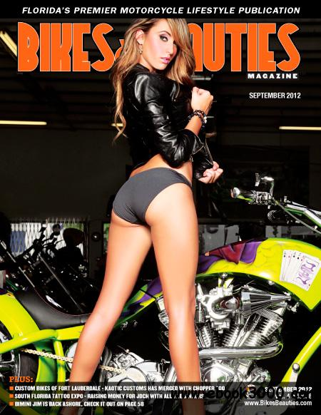 Bikes and Beauties - September 2012 free download