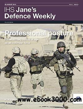 Jane's Defence Weekly - 29 August 2012 free download