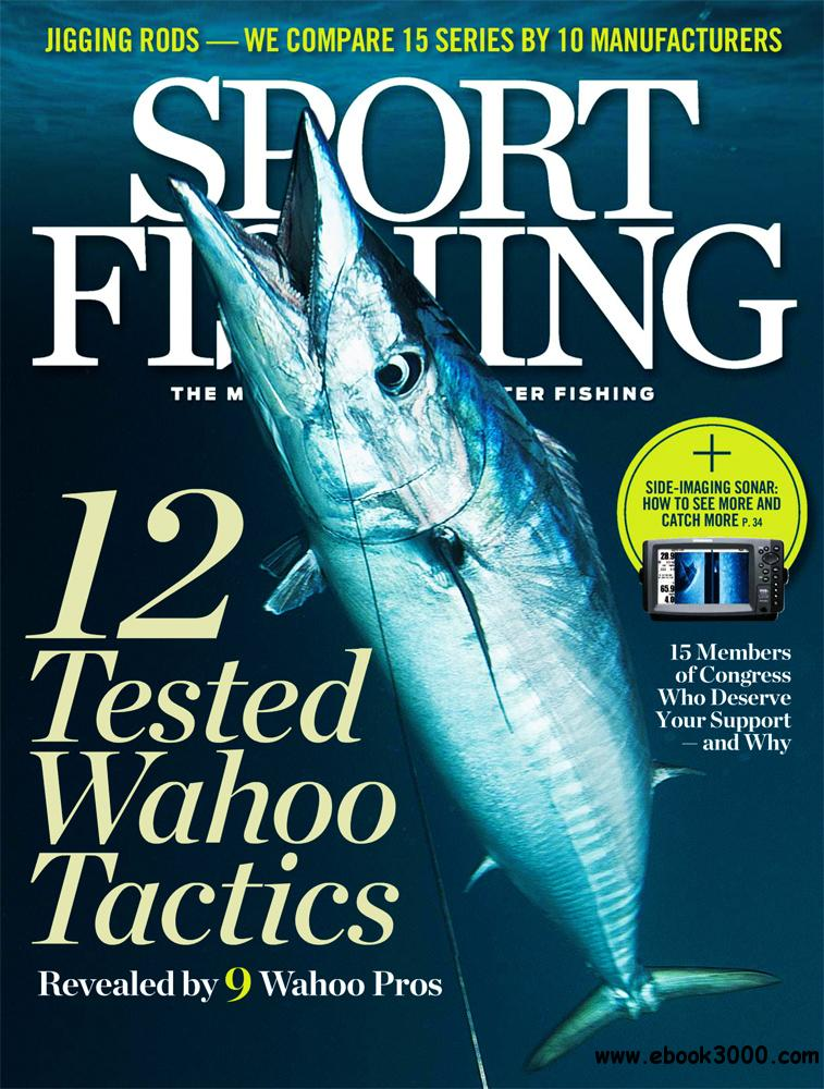 Sport Fishing October 2012 (USA) free download