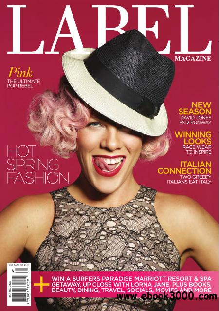 Label Magazine - September 2012 free download