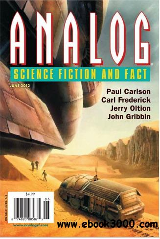 Analog Science Fiction & Fact Magazine June 2012 free download