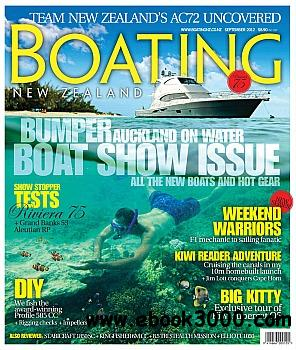Boating NZ - September 2012 free download