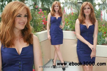 Isla Fisher - Press conference portraits August 23, 2012 free download