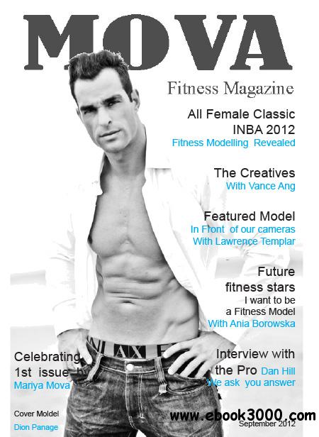 Mova Fitness - September 2012 free download