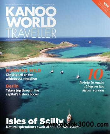 Kanoo World Traveller - September 2012 free download