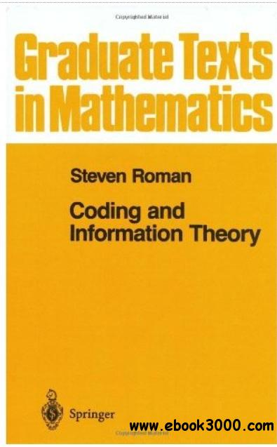 Coding and Information Theory free download
