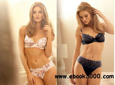 Rosie Huntington-Whiteley C Marc & Spencer lingerie collection 'Rosie for Autograph' 2012 free download