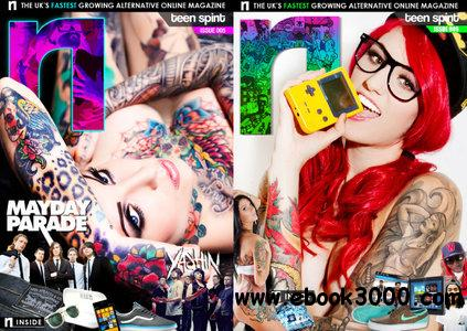 Teen Spirit issues #05-06 2012 free download