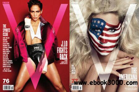 V Magazine - Spring/Summer 2012 free download