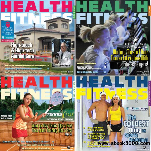 Health and Fitness March - September 2012 free download