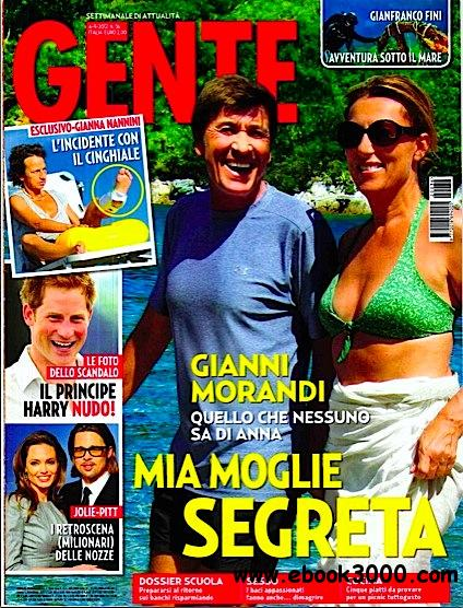 Gente N.36 - 04 Settembre 2012 free download
