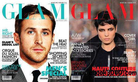 Glam Magazine - July/August/September 2012 free download