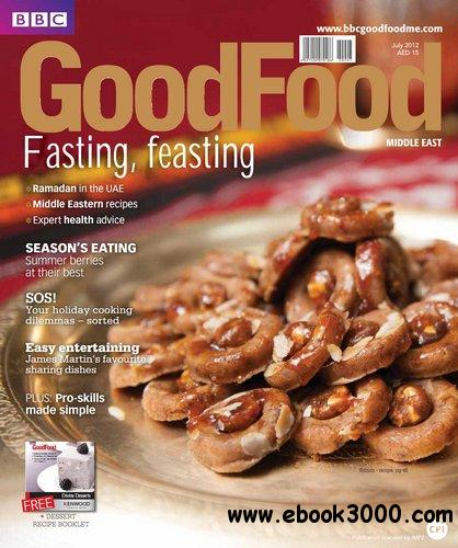 BBC Good Food Middle East - July 2012 free download