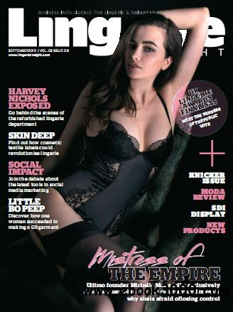 Lingerie Insight Magazine September 2012 free download