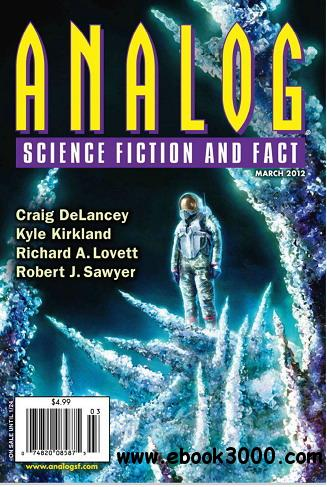 Analog Science Fiction & Fact Magazine March 2012 free download