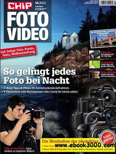Chip Foto Video No.10 - Oktober 2012 / Deutschland free download