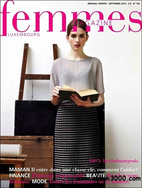Femmes Magazine - Septembre 2012 free download