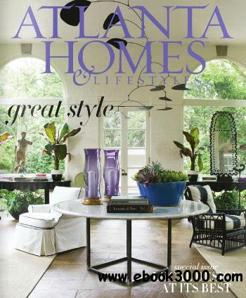 Atlanta Homes & Lifestyles - September 2012 free download