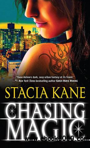 Stacia Kane - Chasing Magic free download