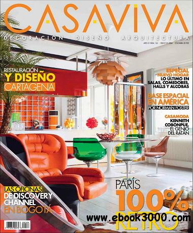 Casaviva Decoracion Magazine August 2012 free download