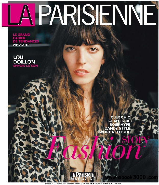 La Parisienne - Septembre 2012 free download