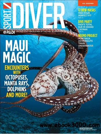 Sport Diver Magazine October 2012 free download