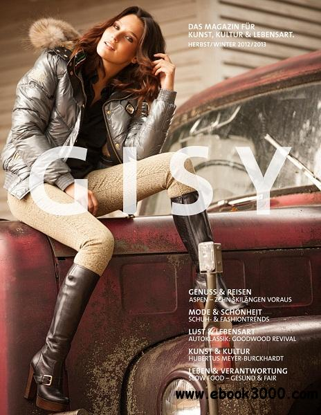 Gisy - Herbst/Winter 2012 free download