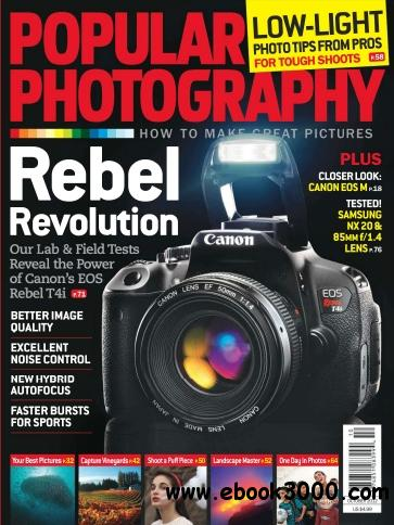 Popular Photography - October 2012 free download