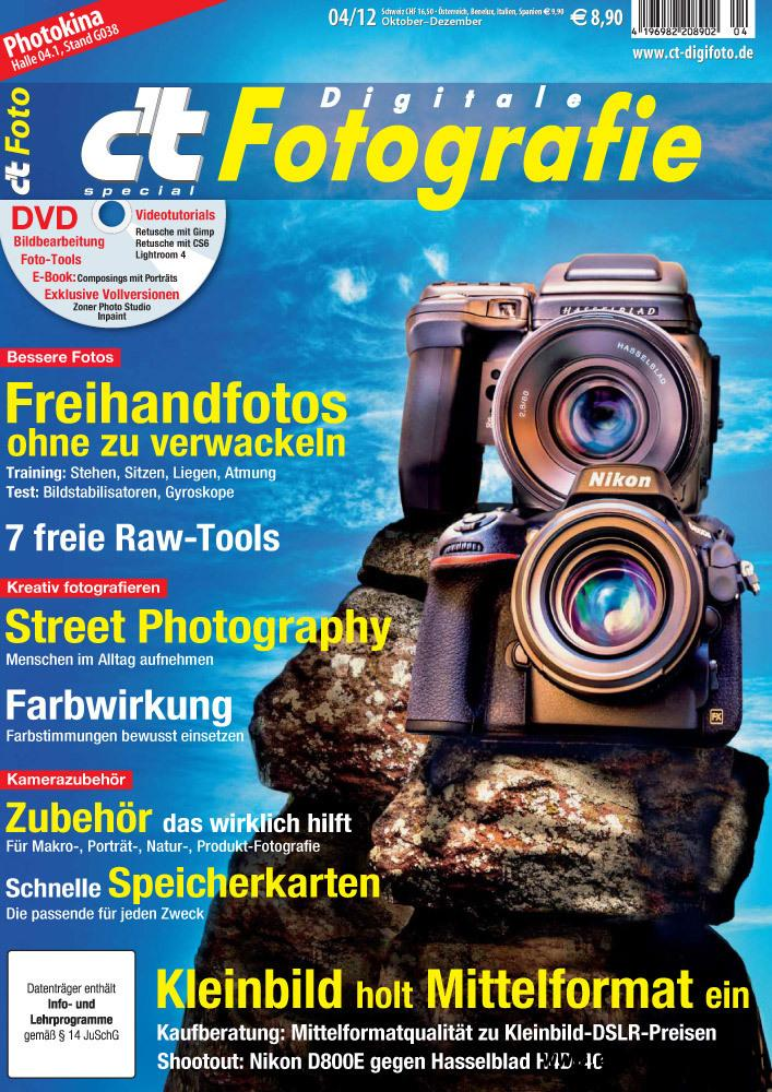 c't spezial digitale Fotografie September - Dezember No 04 2012 free download
