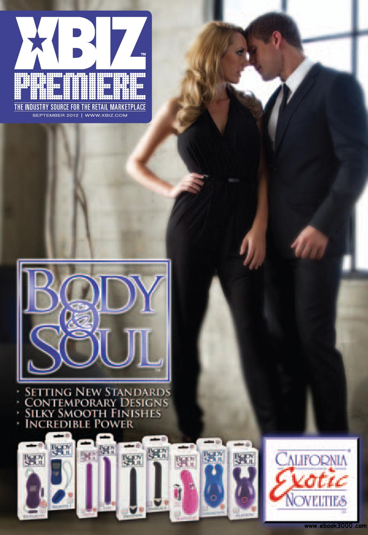 XBIZ Premiere - September 2012 free download