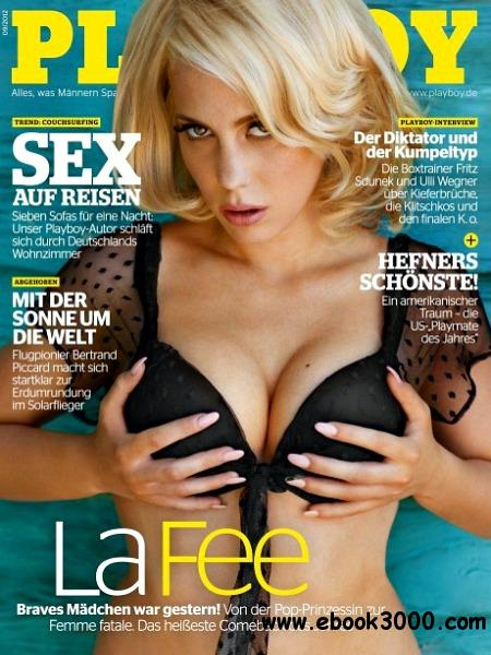 Playboy Germany - September 2012 free download