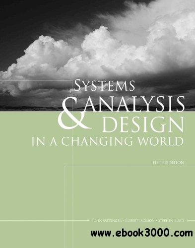 Systems Analysis and Design in a Changing World, 5 edition free download