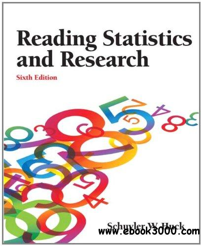Reading Statistics and Research, 6th Edition free download