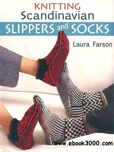 Knitting Scandinavian Slippers and Socks free download