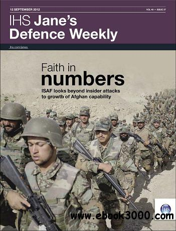 Jane's Defence Weekly Magazine September 12, 2012 free download