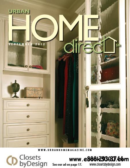 Urban Home Direct - September 2012 free download