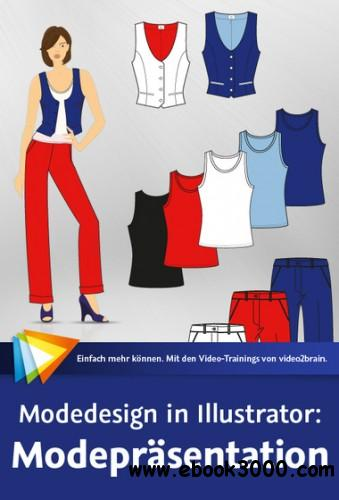 Modedesign in Illustrator: Modeprasentation free download